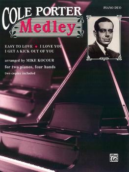 Cole Porter Medley: Easy to Love / I Love You / I Get a Kick Out of Yo (AL-00-PA9526)
