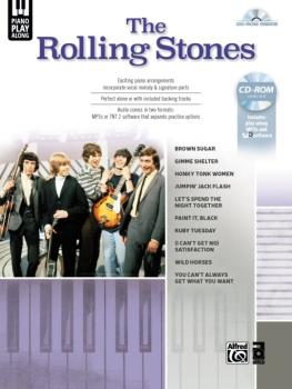 Piano Play-Along: The Rolling Stones (AL-00-44356)