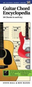 Guitar Chord Encyclopedia: 36 Chords in Each Key (AL-00-4440)