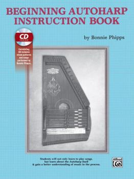 Beginning Autoharp Instruction Book (AL-00-44475)