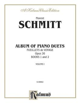 Album of Piano Duets, Volume I (AL-00-K09962)