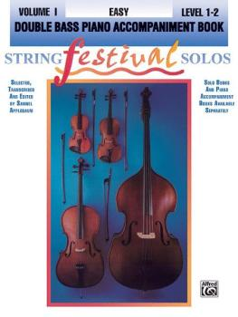String Festival Solos, Volume I (AL-00-EL95101)