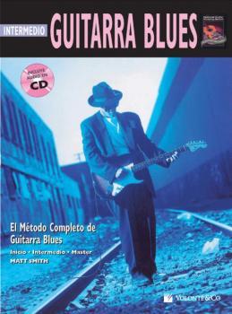 Guitarra Blues Intermedio [Intermediate Blues Guitar]: El Metodo Compl (AL-00-41994)