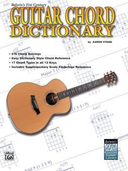 21st Century Guitar Chord Dictionary (AL-00-EL96126)