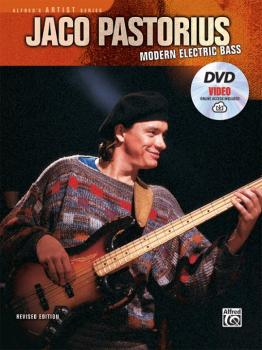 Jaco Pastorius: Modern Electric Bass (AL-00-45260)