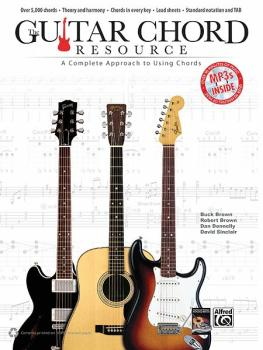 Guitar Chord Resource: A Complete Approach to Using Chords (AL-00-38873)