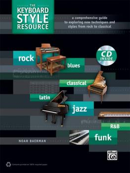 The Keyboard Style Resource: A Comprehensive Guide to Exploring New Te (AL-00-39298)