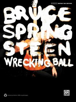 Bruce Springsteen: Wrecking Ball (AL-00-39365)
