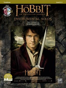 <i>The Hobbit: An Unexpected Journey</i> Instrumental Solos (AL-00-40985)