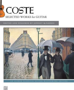 Coste: Selected Works for Guitar (AL-00-44460)