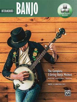 The Complete 5-String Banjo Method: Intermediate Banjo (AL-00-44935)