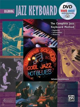 The Complete Jazz Keyboard Method: Beginning Jazz Keyboard (AL-00-45921)