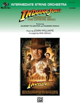 <i>Indiana Jones and the Kingdom of the Crystal Skull,</i> Themes from (AL-00-31525S)