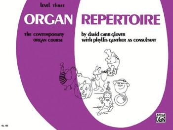Organ Repertoire, Level 3 (AL-00-OL00103)