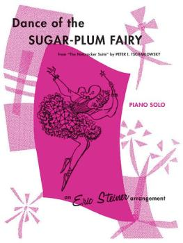 Dance of the Sugar Plum Fairy (from <I>The Nutcracker Suite</I>) (AL-00-PA01458)
