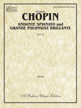 Andante Spianato and Grande Polonaise Brillante, Opus 22 (AL-00-PA02482)
