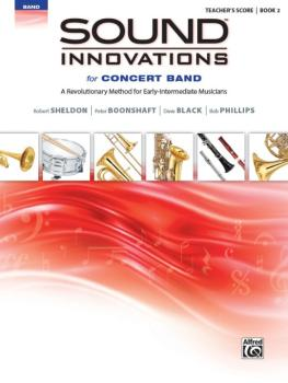 Sound Innovations for Concert Band, Book 2: Conductor Score Only (AL-00-34548)