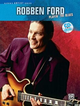 Robben Ford: Playin' the Blues (AL-00-REHBK004CD)