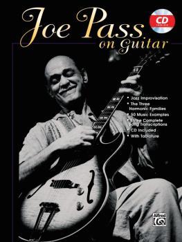 Joe Pass: On Guitar (AL-00-REHBK009CD)
