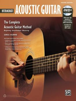 The Complete Acoustic Guitar Method: Intermediate Acoustic Guitar (2nd (AL-00-43638)