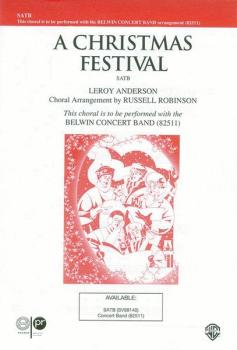 A Christmas Festival (AL-00-SV98140)