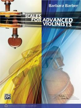Scales for Advanced Violinists (AL-00-8010X)