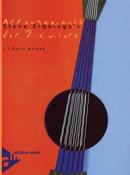 Steve Erquiaga's Arrangements for 2 Guitars: Arioso (AL-01-ADV10306)