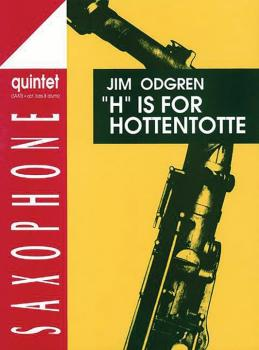 """H"" is for Hottentotte (AL-01-ADV7551)"