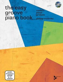 The Easy Groove Piano Book (Modern Piano Grooves) (AL-01-ADV9045)