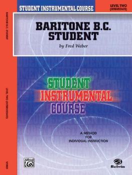 Student Instrumental Course: Baritone (B.C.) Student, Level II (AL-00-BIC00261A)
