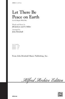 Let There Be Peace on Earth (AL-05-BMP803)