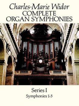Complete Organ Symphonies, Series I (AL-06-266915)