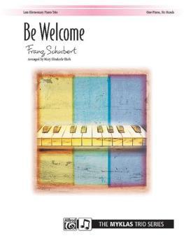 Be Welcome, D. 41 No. 9 (AL-00-881151)