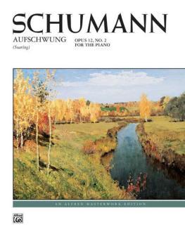 Aufschwung, Opus 12, No. 2 (AL-00-4893)