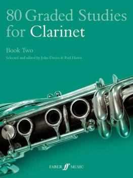 80 Graded Studies for Clarinet, Book Two (AL-12-0571509525)