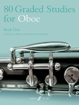 80 Graded Studies for Oboe, Book One (AL-12-0571511759)