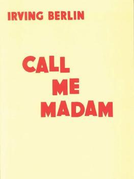 Call Me Madam (AL-55-02256)
