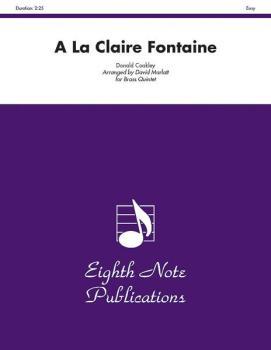 A La Claire Fontaine (AL-81-BQ21104)