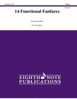 14 Functional Fanfares (AL-81-TE15242)
