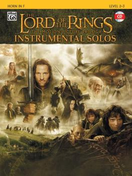 <I>The Lord of the Rings</I> Instrumental Solos (AL-00-IFM0409CD)