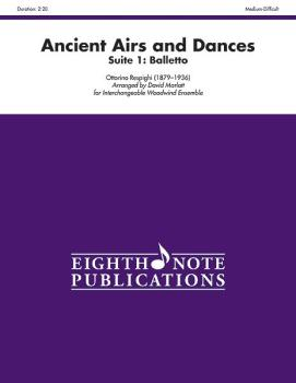 Ancient Airs and Dances, Suite 1 Balletto (AL-81-WWE1180)