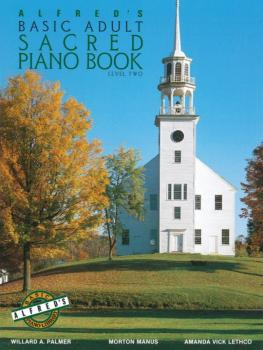 Alfred's Basic Adult Piano Course: Sacred Book 2 (AL-00-3114)