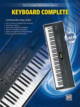 Ultimate Beginner Series: Keyboard Complete (AL-00-31438)