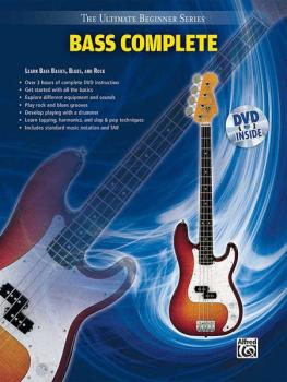 Ultimate Beginner Series: Bass Complete (AL-00-31442)