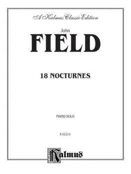 18 Nocturnes (AL-00-K02214)