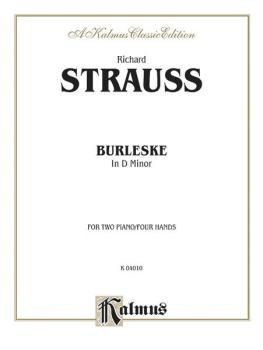 Burleske in D Minor (AL-00-K04010)