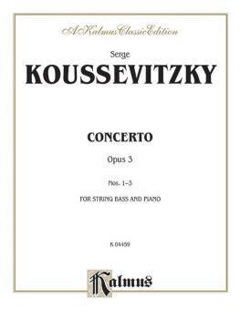 Concerto, Opus 3 Nos. 1-3 (AL-00-K04459)