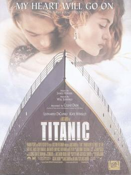 My Heart Will Go On (Love Theme from <I>Titanic</I>) (AL-55-6262A)