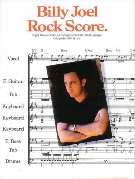 Billy Joel: Rock Score (AL-55-7411A)