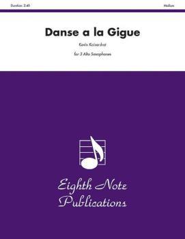 Danse a la Gigue (AL-81-SQ2315)